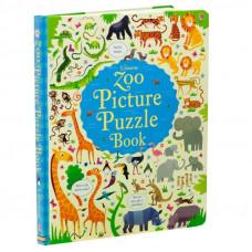Zoo Picture Puzzle Book (board)