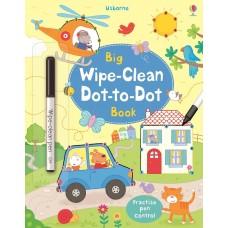 Big wipe-clean dot-to-dot book (Paperback)