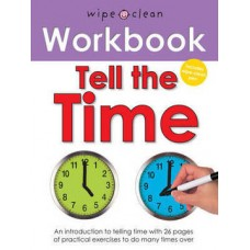 Workbook: Telling the Time (Paperback) Wipe-Clean