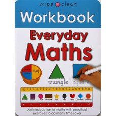 Workbook: Everyday Maths (Paperback) Wipe-Clean