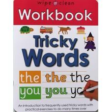 Workbook: Tricky Words (Paperback) Wipe-Clean