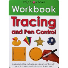 Workbook: Tracing and Pen Control (Paperback) Wipe-Clean