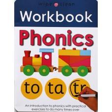 Workbook: Phonics (Paperback) Wipe-Clean