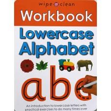 Workbook: Lowercase Alphabet (Paperback) Wipe-Clean