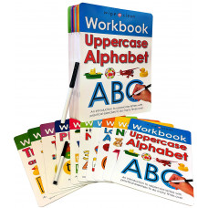 Workbook Collection - 10 Books (Paperback) Wipe-Clean
