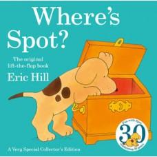 Where's Spot? (Board)