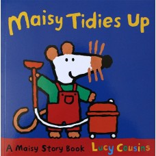 Maisy Tidies Up (Paperback)
