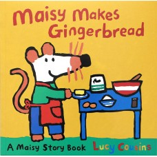 Maisy makes gingerbread (Paperback)